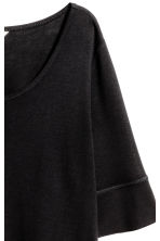 Jersey top - Black - Ladies | H&M CN 4