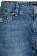 Girlfriend Trashed Jeans - Denim blue - Ladies | H&M 5