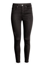 Skinny High Ankle Jeans - Black - Ladies | H&M GB 3
