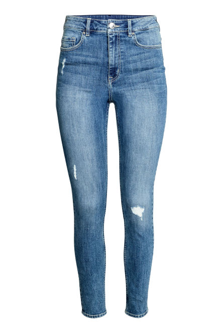 Skinny High Superstretch Jeans