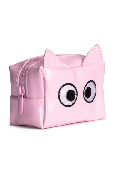 Mini pouch bag - Pink - Ladies | H&M CN 1
