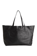 Shopper - Black -  | H&M 1