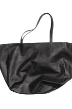 Shopper - Black -  | H&M 3