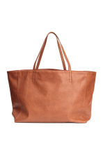 Shopper - Cognac brown -  | H&M GB 1