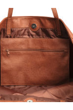 Shopper - Cognac brown -  | H&M GB 3