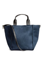 Small shopper - Dark blue - Ladies | H&M CN 1