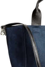 Small shopper - Dark blue - Ladies | H&M CN 3