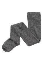 2-pack tights - Dark grey - Kids | H&M CN 2
