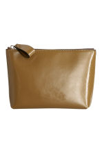 Make-up bag - Olive green - Ladies | H&M CA 1