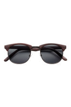 Sunglasses - Dark brown - Men | H&M CA 2