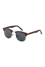 Sunglasses - Dark brown - Men | H&M CA 1