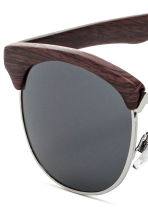 Sunglasses - Dark brown - Men | H&M CA 3