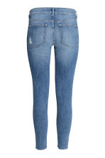 Super Skinny Ankle Jeans - Denim blue - Ladies | H&M GB 3