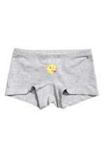 3-pack boxer briefs - White/Emoji - Kids | H&M CN 2