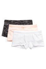 3-pack boxer briefs - Translucent - Kids | H&M CN 1