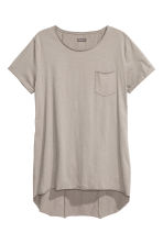 Long T-shirt - Mole - Men | H&M CN 2