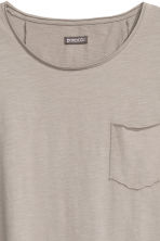 Long T-shirt - Mole - Men | H&M CN 3