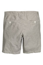 Chino shorts - Light grey - Men | H&M CN 2