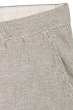 Chino shorts - Light grey - Men | H&M CN 3