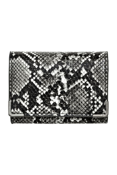 Purse - Snakeskin print - Ladies | H&M CN