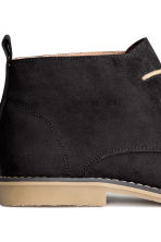 Desert boots - Black - Men | H&M CN 4