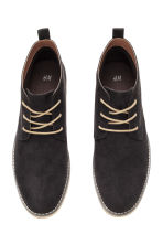 Desert boots - Black - Men | H&M CN 2