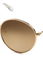 Sunglasses - Gold - Ladies | H&M 3