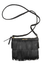 Fringed shoulder bag - Black - Kids | H&M CN 2