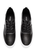 Sneakers con plateau - Nero - DONNA | H&M IT 3