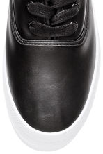 Platform trainers - Black - Ladies | H&M CN 4