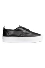 Platform trainers - Black - Ladies | H&M CN 2