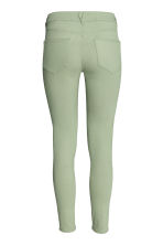 Superstretch trousers - Khaki green - Ladies | H&M CN 3
