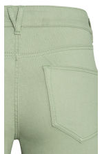 Superstretch trousers - Khaki green - Ladies | H&M CN 4