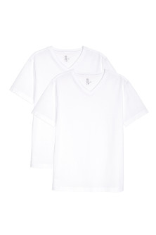 2-pack T-shirts Regular fit