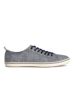 Trainers - Blue marl - Men | H&M 1