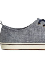 Trainers - Blue marl - Men | H&M 3
