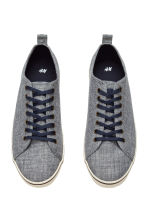 Sneakers - Blu mélange - UOMO | H&M IT 2