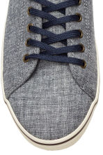 Trainers - Blue marl - Men | H&M 4