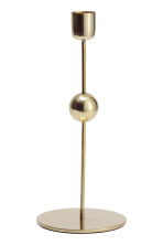 Large candlestick - Gold - Home All | H&M GB 2
