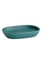 Soap dish - Petrol - Home All | H&M CN 1