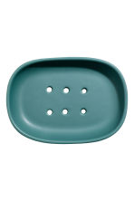 Soap dish - Petrol - Home All | H&M CN 2