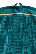 Jacquard-weave towel - Petrol - Home All | H&M IE 3