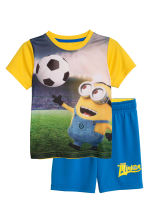Football set - Blue/Minions - Kids | H&M CN 2