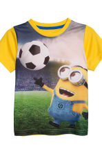 Football set - Blue/Minions - Kids | H&M CN 4