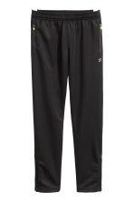 Sports trousers - Black - Kids | H&M CN 2