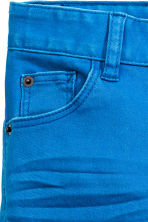 Stretch trousers - Cornflower blue -  | H&M CN 3