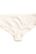 4-pack hipster briefs - Burgundy - Ladies | H&M CN 5