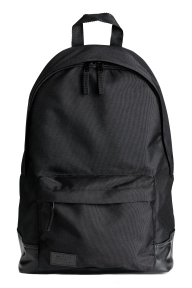 Backpack - Black - Men | H&M CN 1