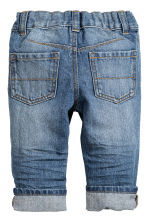 Straight Jeans - Denim blue - Kids | H&M CN 2