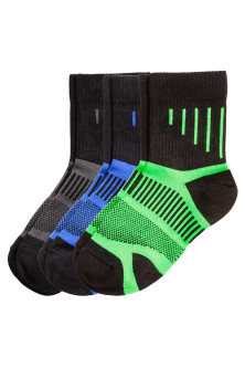 3-pack sports socks